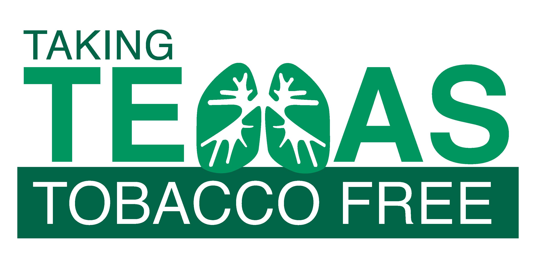 Taking Texas Tobacco Free Logo